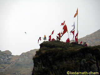 Bhairavnath Temple Kedarnath